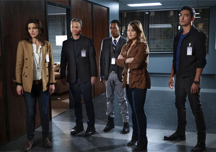 Telefilm<br>Criminal minds - Beyond Borders